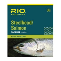 Steelhead salmon tapered